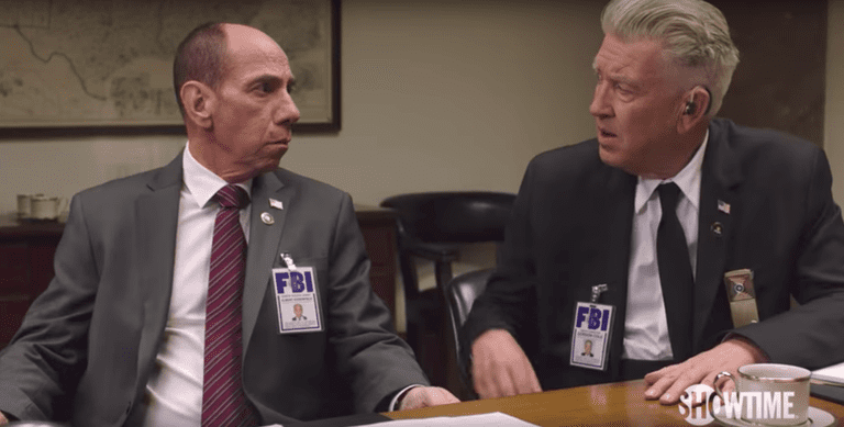 Albert Rosenfield (Miguel Ferrer) and Gordon Cole (David Lynch) | © Suzanne Tenner /Showtime