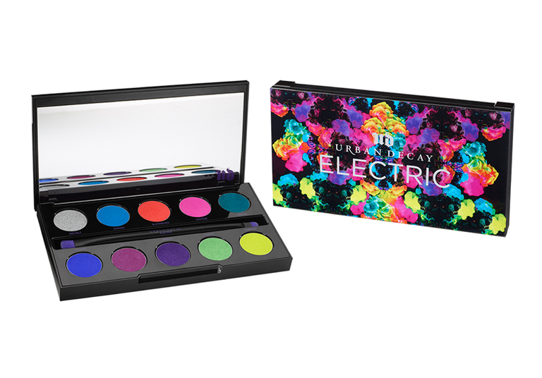 Urban Decay Electric Pressed Pigment Palette, £38