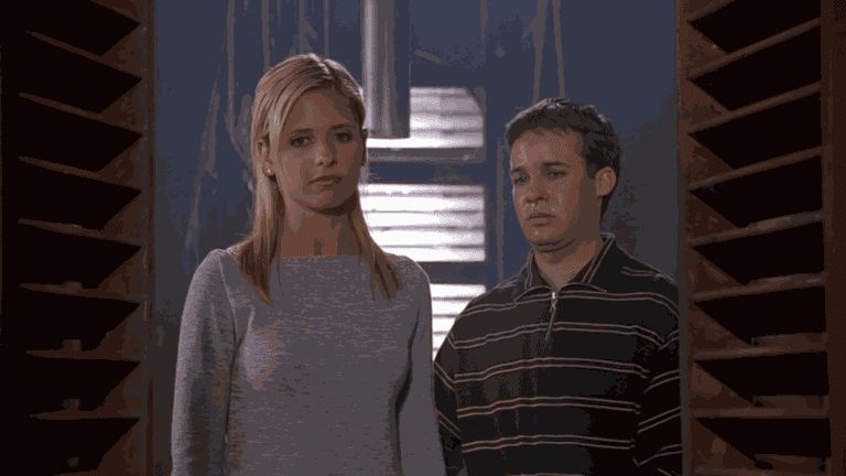 Buffy and Jonathan