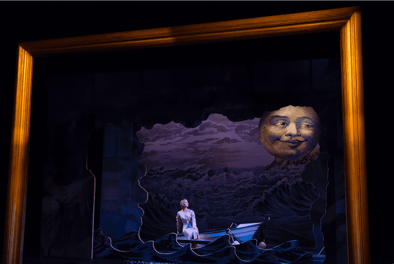 """Jessy Smith in """"Ghost Light"""""""