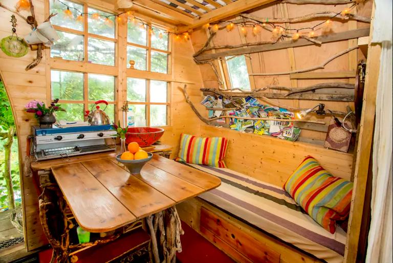 Tree Sparrow House, Cornwall