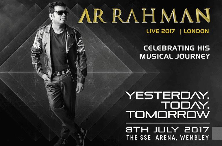 AR Rahman Concert | © Hive Media