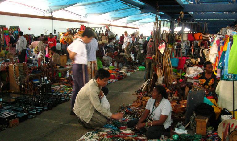 Maasai Market   © Meaduva/ Flickr