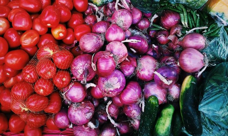 Market  © Hey Andrw / Unsplash