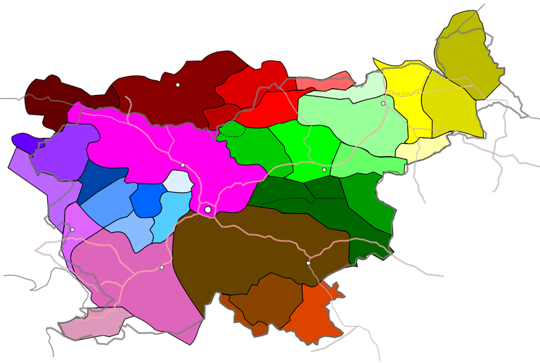 Slovenian Dialects│