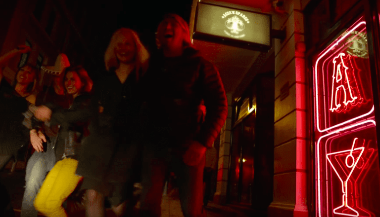 Popular Cape Town bar and nightclub Aces and Spades gets a cameo in the movie The Perfect Wave