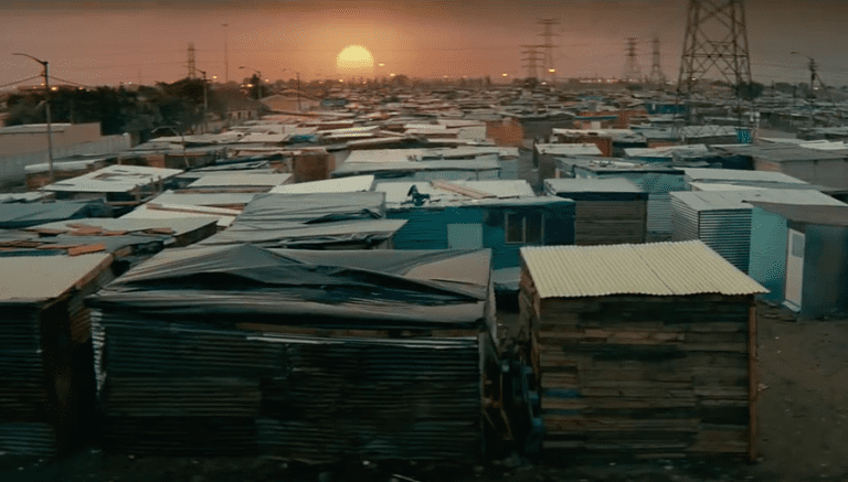 Cliched South African scenes like this were common in the movie Invictus