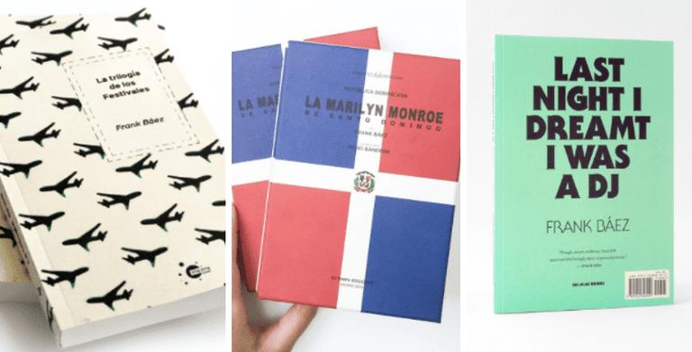 Books by Frank Báez