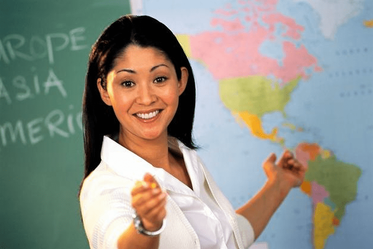 Teaching English is a great way to stay in Thailand