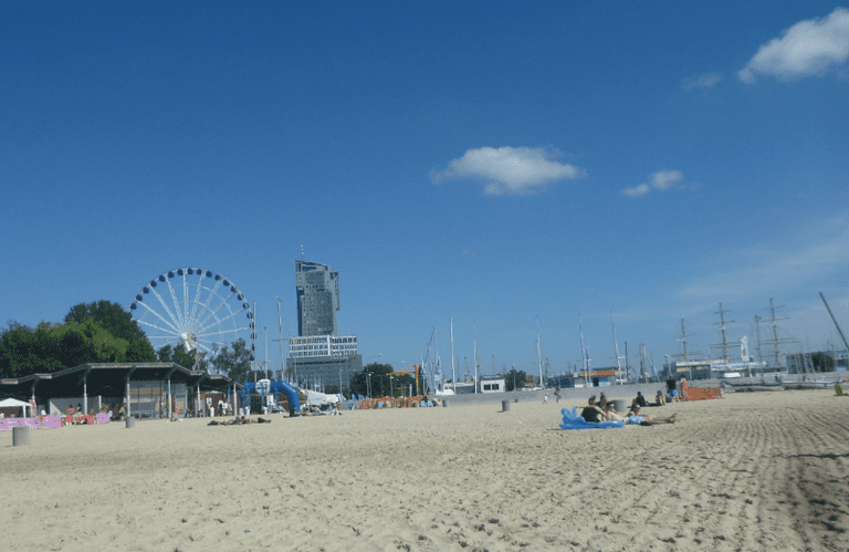 Gdynia Beach
