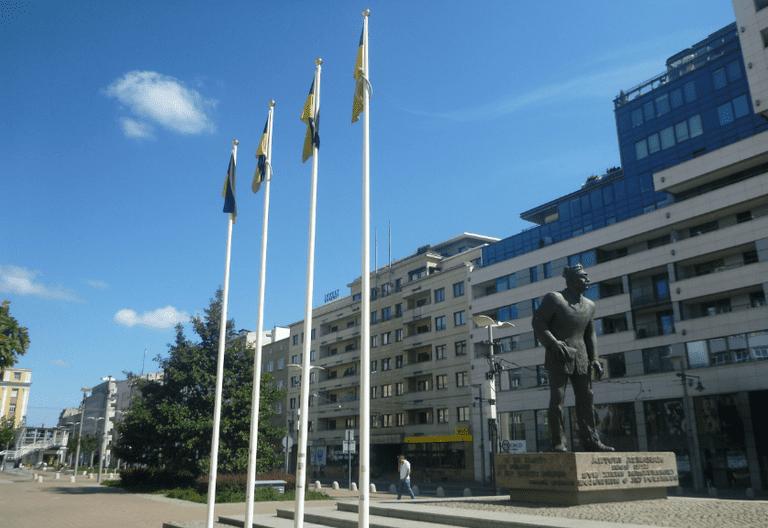 Kashubia Square Gdynia