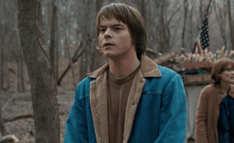 Charlie Heaton in 'Stranger Things' | © Netflix