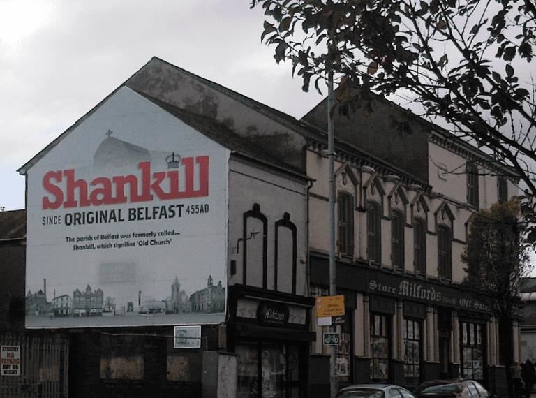 Shankill Mural