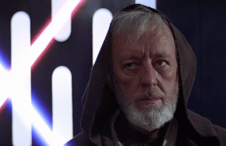 Alec Guinness in 'Star Wars' | © 20th Century-Fox