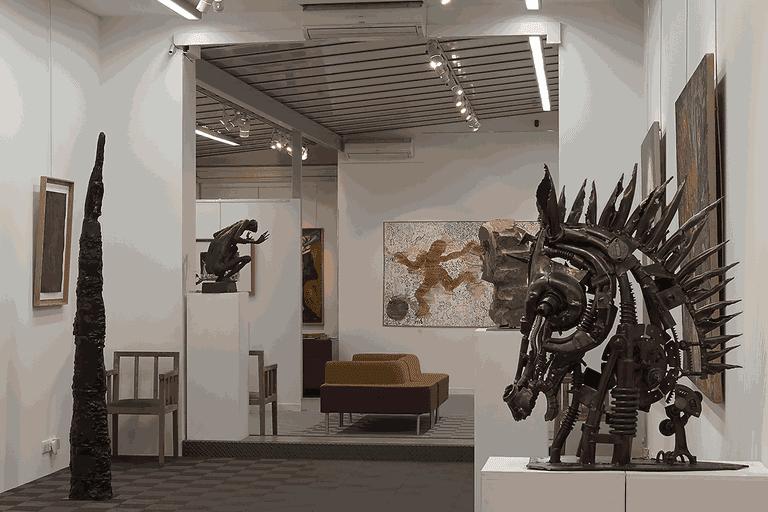 The Galerie Anna Tschopp