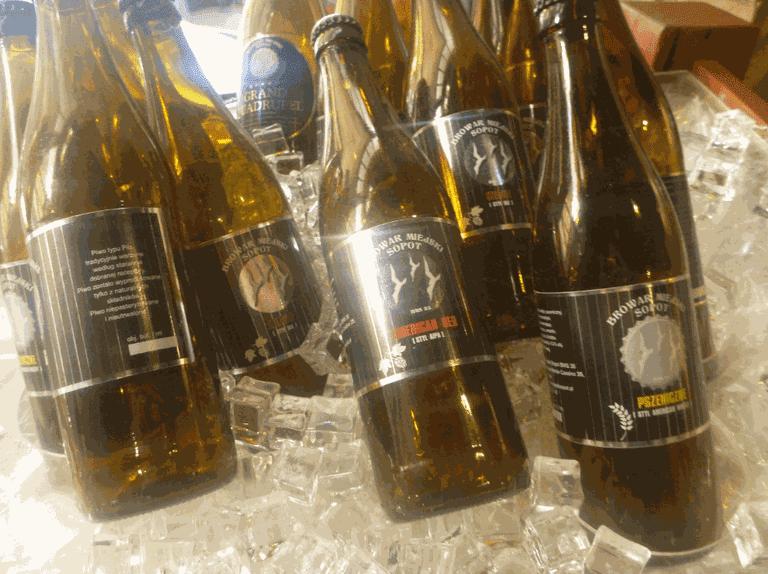Local Beer in Sopot