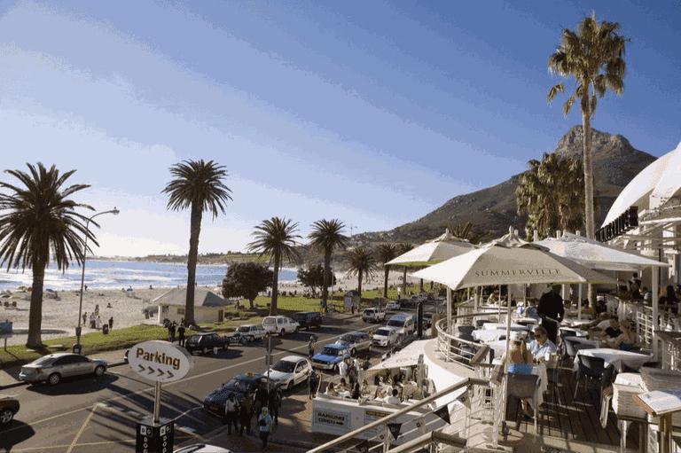 Camps Bay bars and cafés