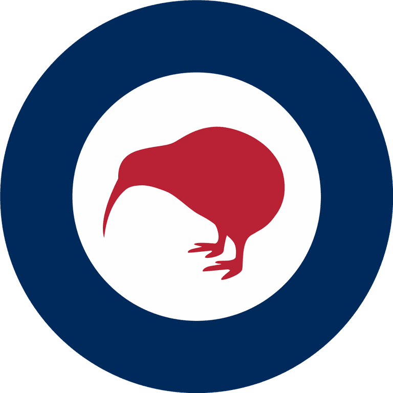 Roundel of the Royal New Zealand Air Force
