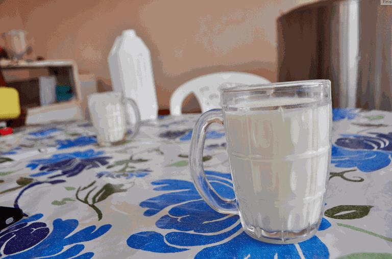 Milk bar in Kimisagara