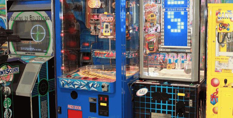 Vintage Games |Courtesy of 7 Mile Fair