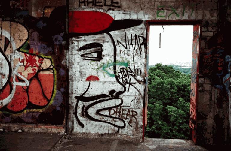 Berlin's street art | Courtesy of Adam Lempel