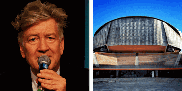 David Lynch | © Gabriel MarchiFlickr, Auditorium | © matswaltin/Instagram