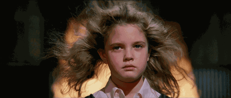 Drew Barrymore in 'Firestarter' | © Universal Pictures