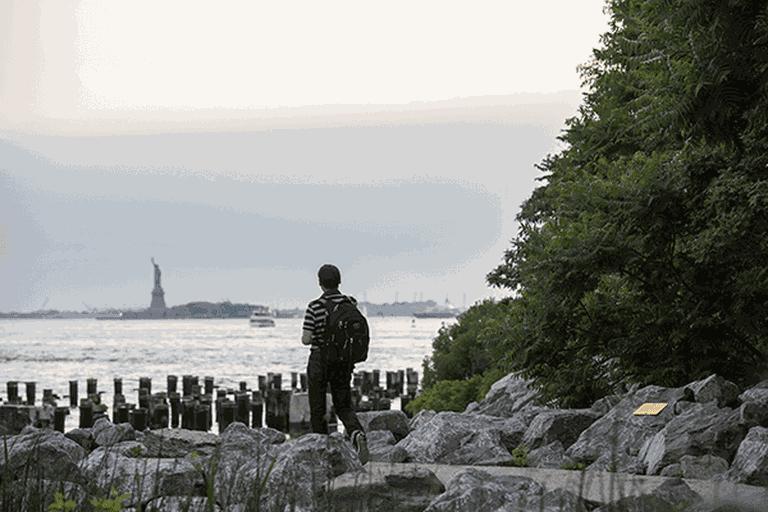 Image courtesy of Brooklyn Bridge Park, credit: Julienne Schaer