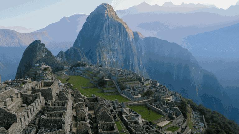 South African passport_Peru Aguas Calientes-min