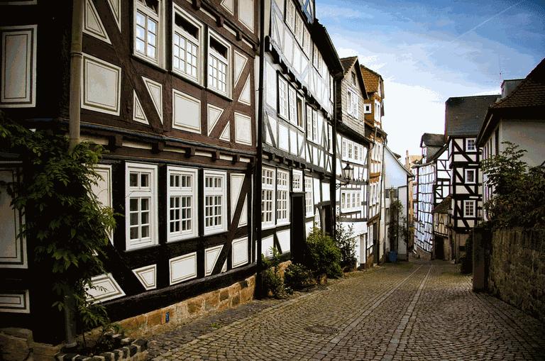 Marburg Wettergasse