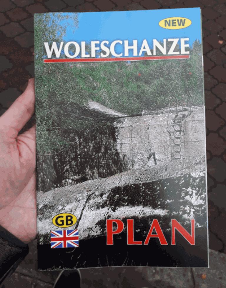 Wilczy Szaniec Hitlers Wolfs Lair4