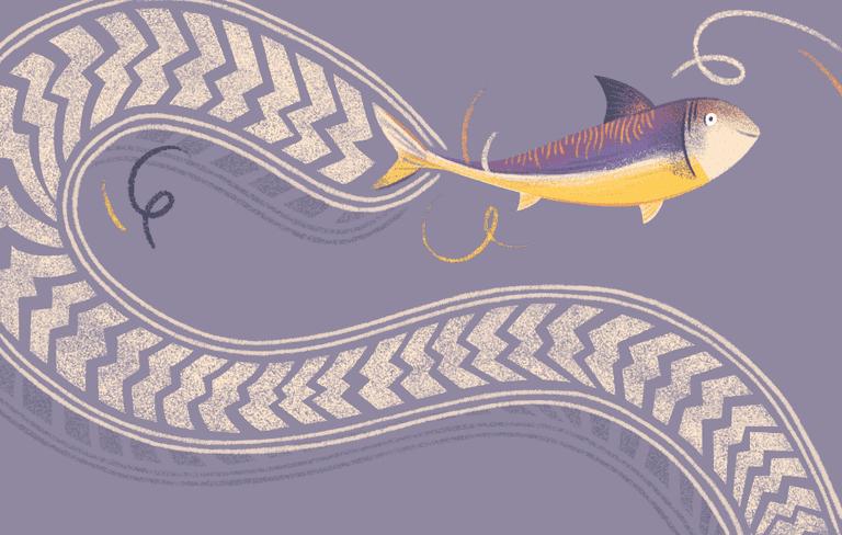 KatePeebles-Maori Tattoos - 3