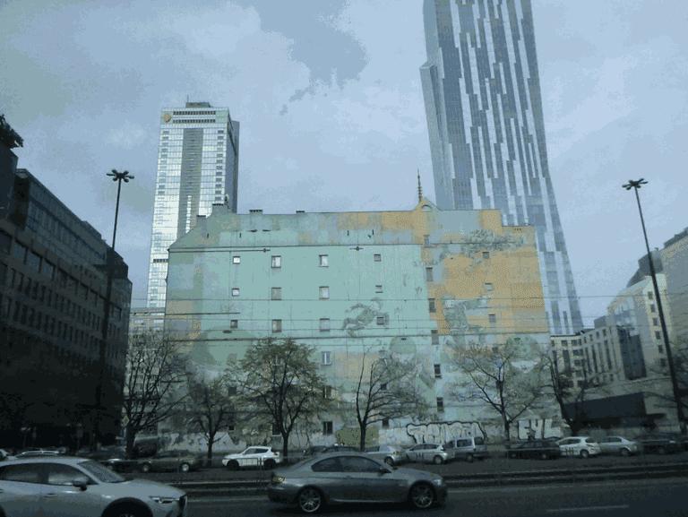 Warsaw Mural