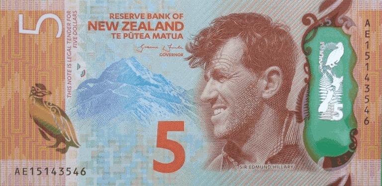 NZ $5 Note