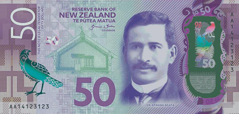 NZD 450 Note