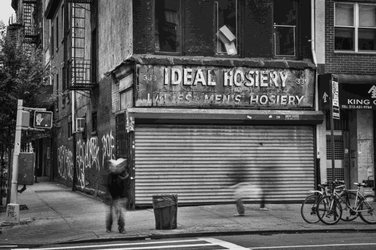 "Storefront on the Lower East Side | <a href=""http://www.bobestremeraphotography.com/new-york-city/lower-east-side/"" target=""_blank"" rel=""noopener"">© Bob Estremera</a>"