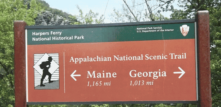 Appalachain_Trail_sign_at_Harpers_Ferry