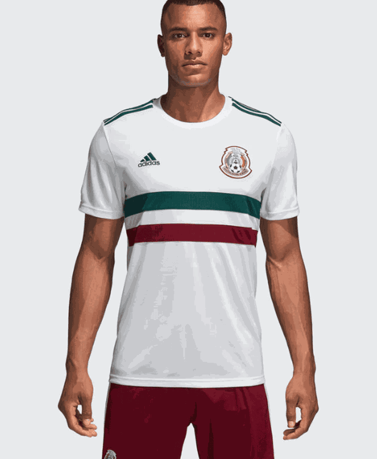 Mexico 2018 away kit