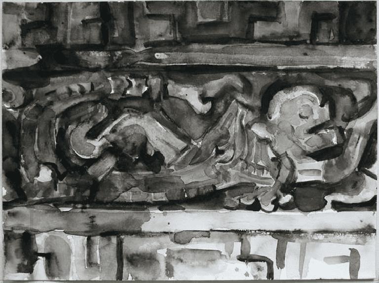 Shi Zhiying, Mr Palomar, 'Serpents and Skulls'