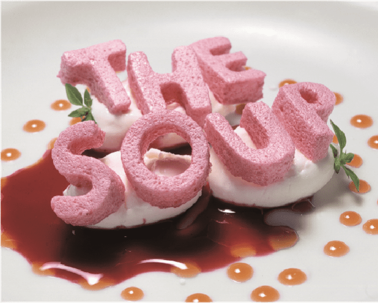 Ferran Adrià, elBulli, The Soup