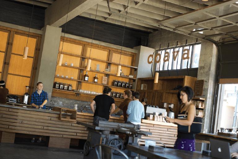 Coava Coffee, Portland