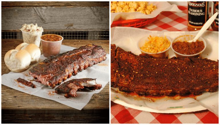 Memphis BBQ - Central BBQ and Charlie Vergos
