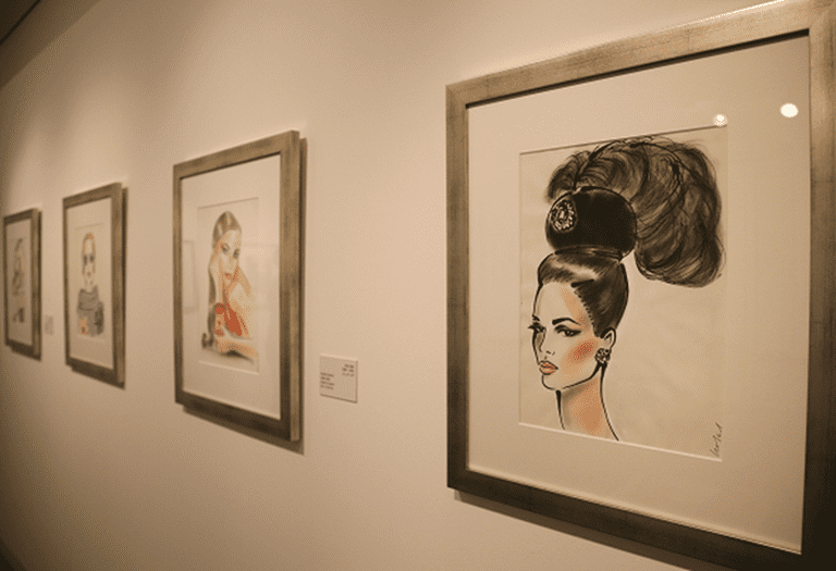 Gallery shot from 'The Lure of Beauty'