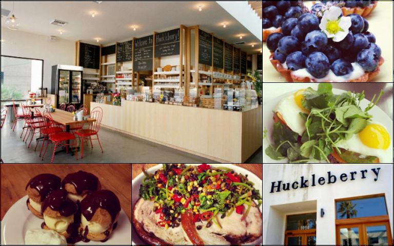Huckleberry Café