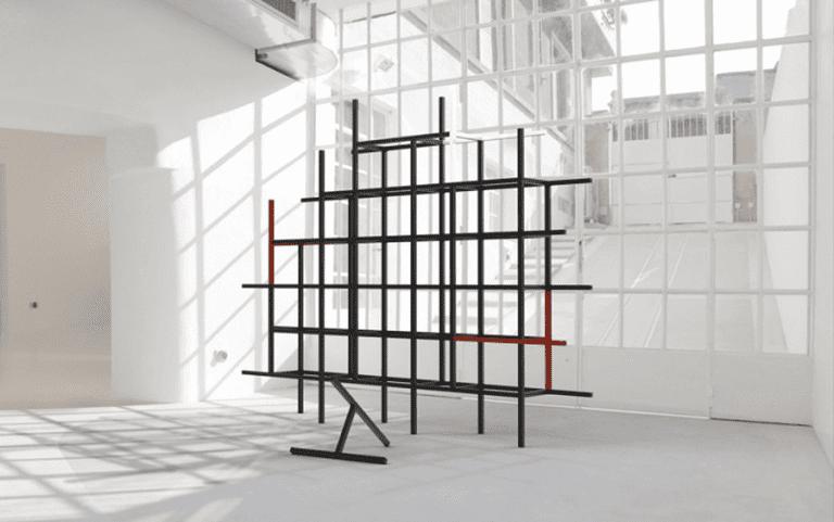 Gong Shelf System by Atelier Chen Min