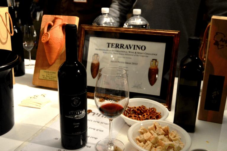 Argov Winery, courtesy of Yael Tamar