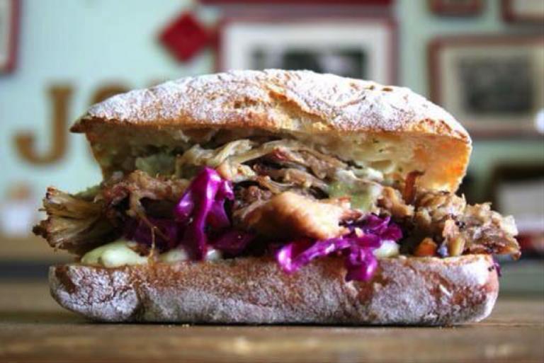 Pulled Pork Sandwich | © The Claypath Delicatessen