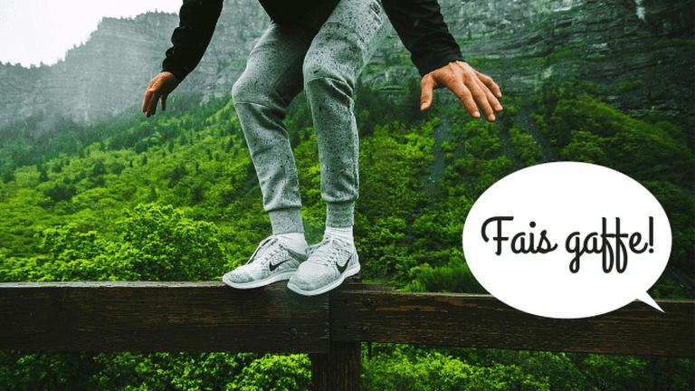 Fais Gaffe | © Pixabay