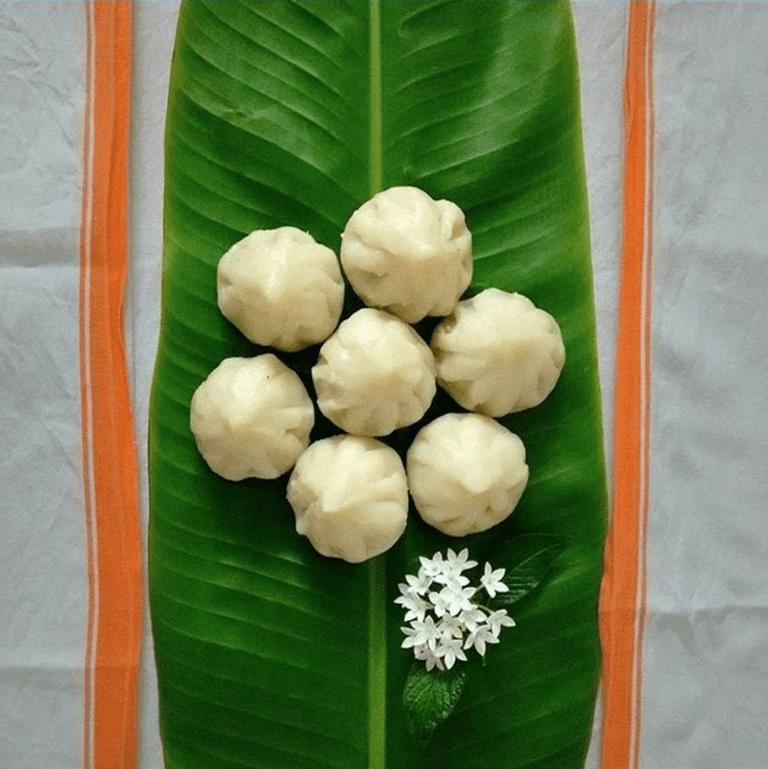Traditional homemade modaks