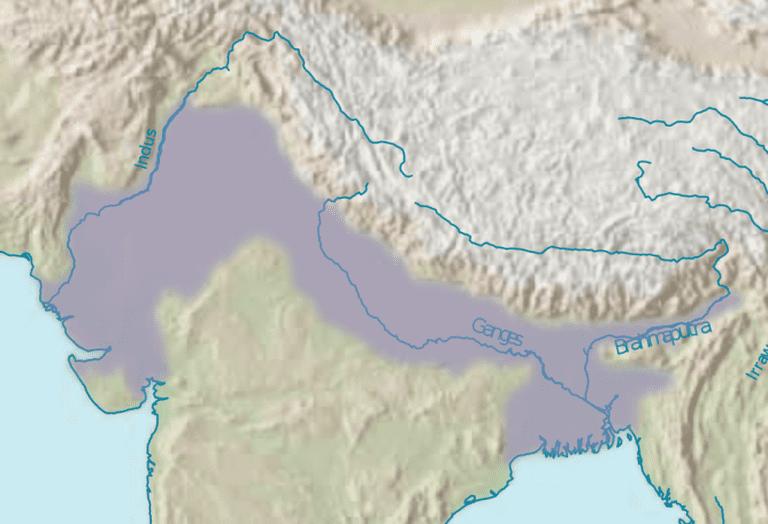 Indo-Gangetic Plain by Jeroen - Asia | © Wikicommons